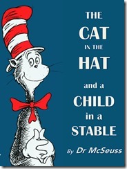 Child in a Stable McSeuss - cover