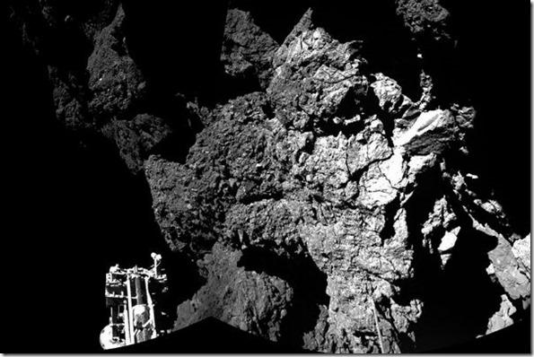 Comet-67PChuryumov-Gerasimenko