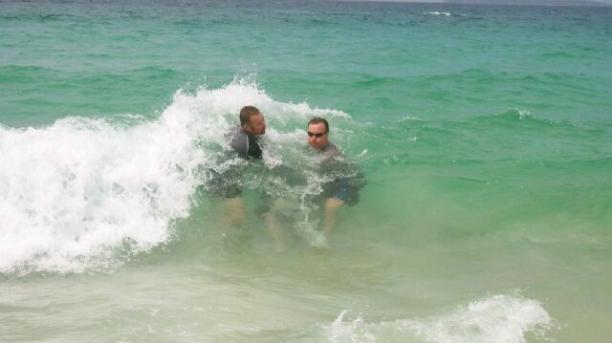 Sunday Baptism 3