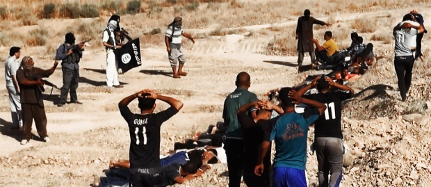 ISIL executions 4 Tikrit