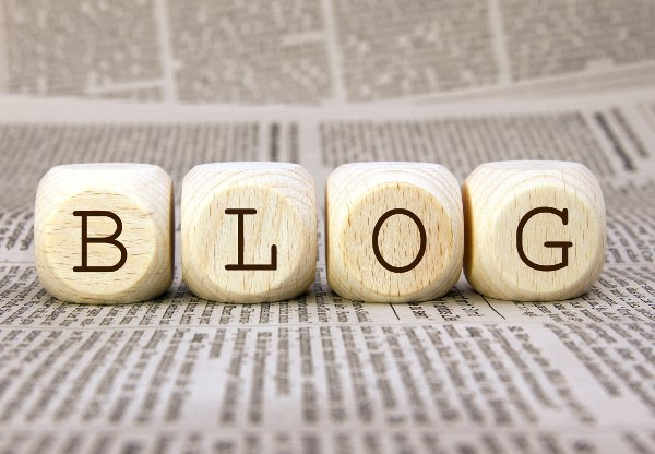 how to find a blog
